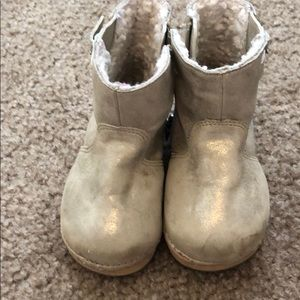 Zara baby shoe boots